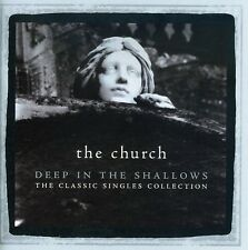 The Church, Church - Deep in the Shallows: Classic Singles Collection [New CD] A