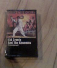 Kid Creole And The Coconuts Doppelganger  Cassette SEALED