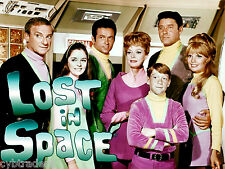 Lost In Space 1960's Era TV Show   Refrigerator / Tool Box Magnet