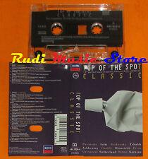 MC TOP OF THE SPOT CLASSIC bizet verdi handel rossini mozart elgar cd lp dvd vhs