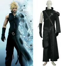 Halloween Final Fantasy VII 7 Advent Children Cloud Strife Cosplay Costume
