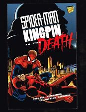 Spiderman and Kingpin - To The Death TPB ~ 1997 (9.2) WH