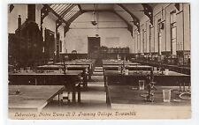 LAB, NOTRE DAME R.C. TRAINING COLLAGE, GOWANHILL: Glasgow postcard (C20266)
