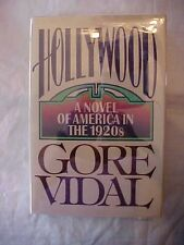 1990 Book HOLLYWOOD A NOVEL OF AMERICA IN THE 1920S by Gore Vidal