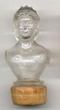 AUTHENTIC & OLD QUEEN VICTORIA CANDY CONTAINER OR PERFUME BOTTLE AD433 ON SALE!