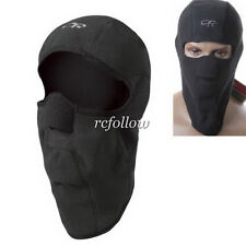 New Motorcycle Thermal Fleece Balaclava Neck Winter Ski Full Face Mask Cap Cover