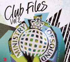 MINISTRY = CLUB FILES 2 = Axwell/Fedde/Dyk/Tiesto/MAW/Gold...=3CD= groovesDELUXE