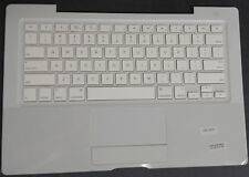 "White Replacement Key w/hinge 13"" Apple Macbook A1181 All Keys Available"