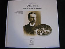 Edition Diesbach Book Carl Benz Winfried A. Seidel (Deutsch)