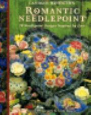 Candace Bahouth's Romantic Needlepoint: 20 Needlepoint Designs Inspire-ExLibrary