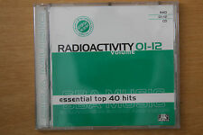 Radioactivity Volume 01-12 Essential Top 40 Hits Pulse Music DJ Tools (Box C108)