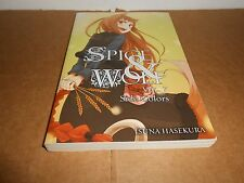 Spice and Wolf Vol. 7 - Light Novel (Paperback) Book in English