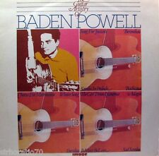 BADEN POWELL The Guitar Artistry Of LP