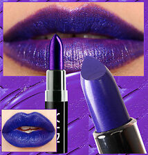 NYX WICKED LIPPIES LIPSTICK - IMMORTAL - BRIGHT PURPLE WITH PURPLE SHIMMER