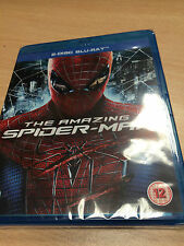 * Blu-Ray Film New Sealed * THE AMAZING SPIDER-MAN * BLU
