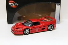 1:18 Hot Wheels Ferrari F50 red NEW bei PREMIUM-MODELCARS