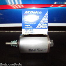 ACDelco GF578F Fuel Filter