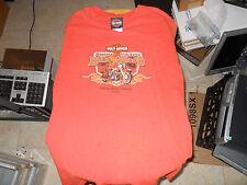 Youth L (14-16) Harley Davidson Motorcycles T Shirt Rossmeyer Daytona Beach 2007