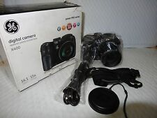 GE Power Digital Camera Pro Series Black X400 14.1 MP