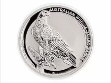 2016 Australian 1 oz Silver Wedge Tailed Eagle BU from Perth mint roll Free Ship