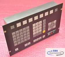 Siemens Sinumerik 805SM T/W Bedientastatur Typ: 6FM2805-4AS31 Version A E:02