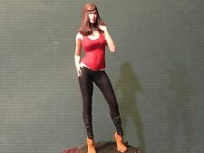 1/24 1/25 or G Scale Resin Model Kit, Sexy action Figure Assassin La Chula