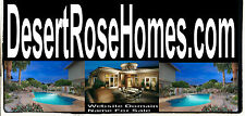 Desert Rose Homes  .com  House Home Phoenix Realy  Domain Name Website  URL Cash