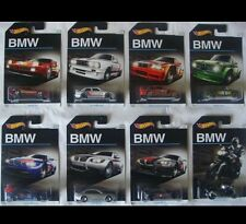 Hot Wheels BMW Series, 100th Anniversary, set of 8, Brand New RED HOT!
