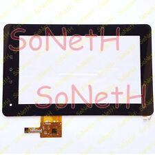 """Touch screen Mediacom Smartpad Tab 711i M-MP711i 7,0"""" Vetro Digitizer Nero"""