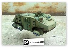 Ikarus Armoured Hovercraft - Rhino Alternative
