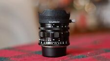 Voigtlander 28mm f1.9 Ultron Aspherical Leica M39 Manual Focus Wide Angle lens