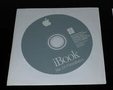 5 Apple operating system CD Mac Deutsch Os 9 os9 german install for ibook g3 g4