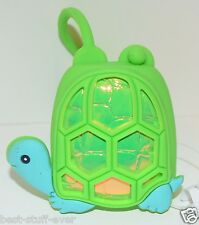 NEW STYLE BATH & BODY WORKS TURTLE POCKETBAC HOLDER SLEEVE HAND SANITIZER CASE