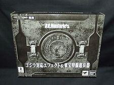 UNGCC Godzilla Action Figure Bandai Tamashii S.H. MonsterArts Bandai RARE