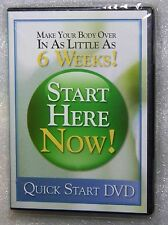 BRAND NEW DVD Quick Start Make Your Body Over in as Little as 6 Weeks Tone Up