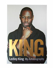 King: My Autobiography, By Snow, Mat, King, Ledley,in Used but Acceptable condit