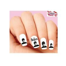 Waterslide Nail Decals Set of 20 - The Beatles Assorted