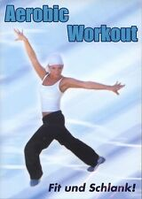 DVD  -  Aerobic - Workout   -  FITNESS