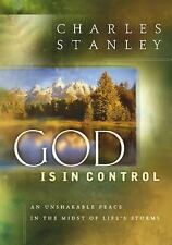 God Is in Control by Charles F. Stanley (2003, Hardcover)