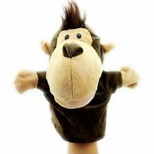 Aambi Creations Monkey Hand Puppet Animal Baby Education Play Toy