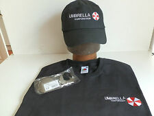 Resident Evil T-Shirt 3XL 50/52 inch chest+Cap+Free sunglasses all new