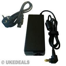 Adaptateur Chargeur Ordinateur Portable Pour Toshiba Satellite Pro P300 A300 l'UE aux