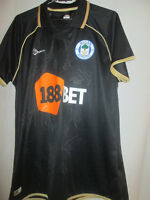 Wigan Athletic Away Football Shirt Signed by 2010-2011 Squad with COA (6829)