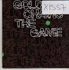 (CM463) Gold Chains, The Game - 2002 CD