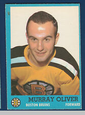 MURRAY OLIVER  62-63 TOPPS 1962-63 NO 12 EXMINT+  5134