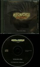Megaforce Records Volume One PROMO Only  CD Anthrax S.O.D. M.O.D.  Skatenigs