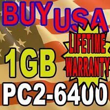 1GB Shuttle XPC Glamor SG31G2 SN68PTG5 6400 Memory Ram