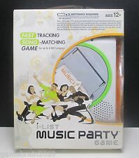 Hasbro i-List Music Party Game for MP3 Players