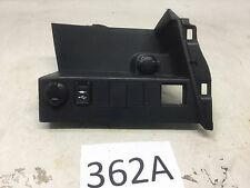 13 14 15 TOYOTA RAV-4 DASH LOWER TRIM COVER PANEL W/ POWER OUTLET OEM 362A S