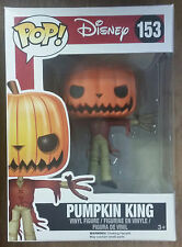 Funko POP! Disney The Nightmare Before Christmas Pumpkin King 153 Vinyl Figure